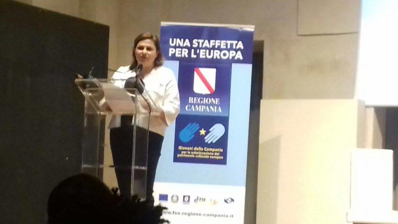 """Al San Vittorino """"Una staffetta per l'Europa"""""""